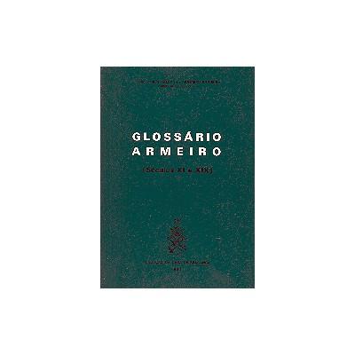 Glossário Armeiro – Séculos XI a XIX