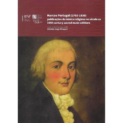 Marcos Portugal (1762-1830) publicações de música religiosa publicada no século XIX